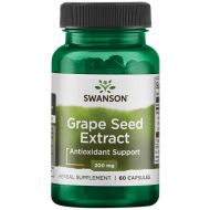 Grapeseed extract 60kaps Swanson  - 087614140810.jpg