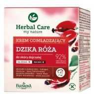 Herbal Care Krem odmładzający Dzika róża 50ml Farmona  - 5900117002902.jpg