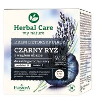 Herbal Care Krem detoksykujący Czarny Ryż 50ml Farmona  - 5900117005804.jpg