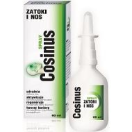 Cosinus Spray Zatoki i nos 60 ml Pharmacy - 5907650226680.jpg